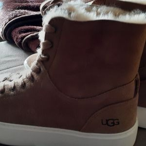 Ugg booties. Ankle length